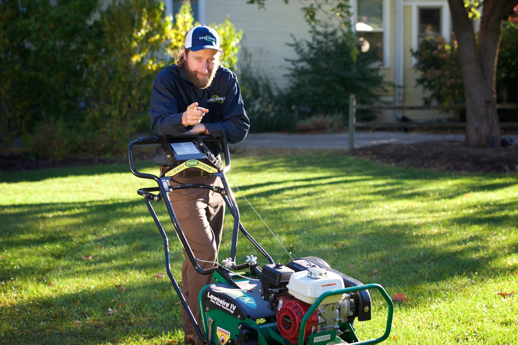 We want you greenwise is hiring experienced landscape for Gardening jobs for march