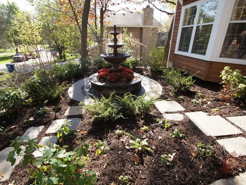 front-yard-fountain