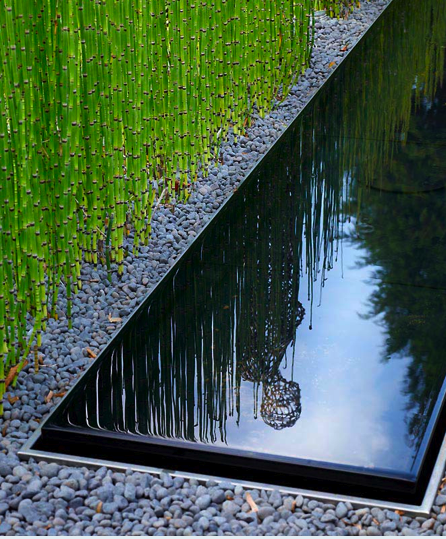 Landscape Water Features Trending As Focal Point Not An