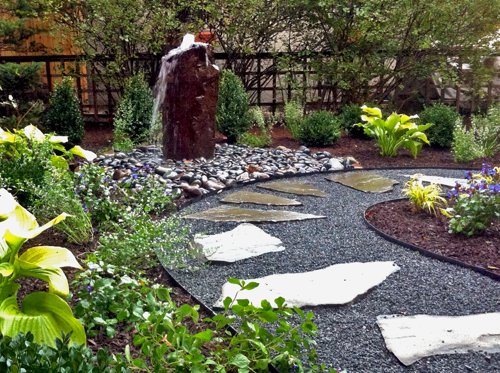 - Landscape Water Features Trending As Focal Point, Not An After-thought