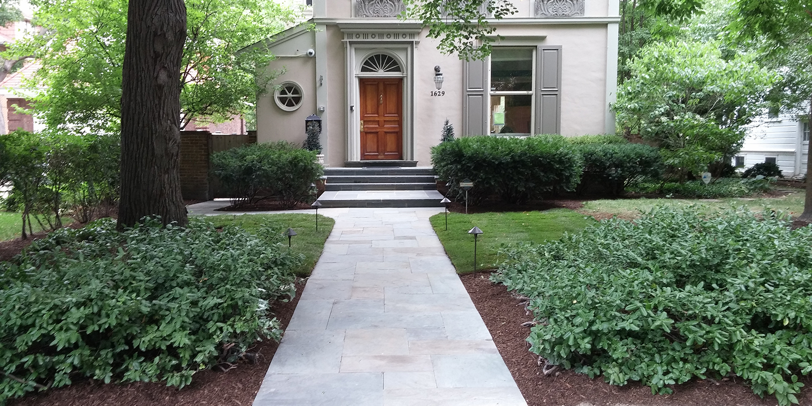 Historic Hardscape Renovation